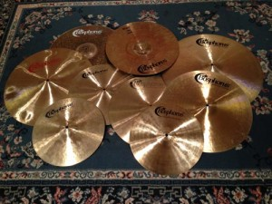 Vic's Bospherous Cymbals