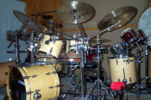 Side View of the Kit