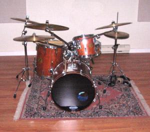 Vic's Jazz Kit