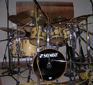 New Studio Set